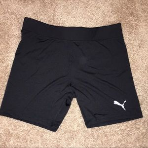 NWT Girls PUMA shorts